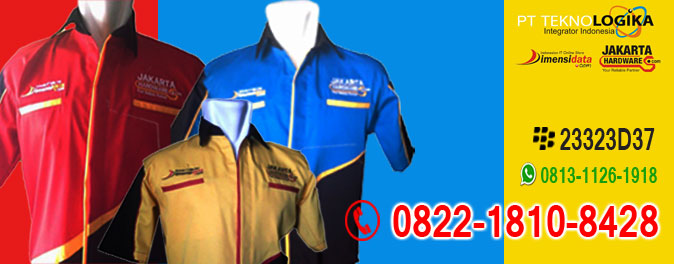 Baju Seragam Kerja Lapangan Bondowoso