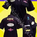 Baju Seragam Kerja Lapangan Trenggalek