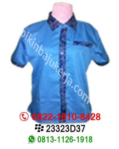 Baju Seragam Kerja Lapangan Belitung Timur