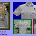 Baju Seragam Kerja Lapangan Toba Samosir