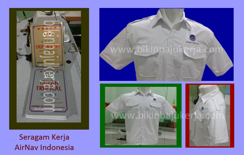 Baju Seragam Kerja Lapangan Kota Lubuk Linggau