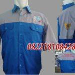 Baju Seragam Kerja Lapangan Kota Palangkaraya