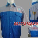 Baju Seragam Kerja Lapangan Kota Bitung