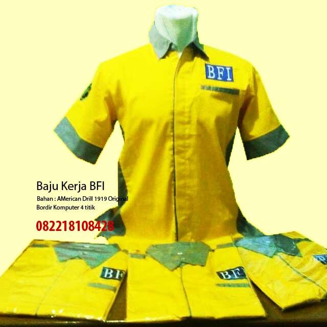 Baju Seragam Kerja Lapangan Simalungun