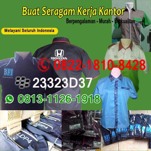 Baju Seragam Kerja Lapangan Kota Jayapura