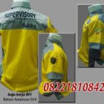 Baju Seragam Kerja Lapangan Kota Manado