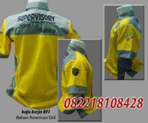 Baju Seragam Kerja Lapangan Sukoharjo Jawa Tengah