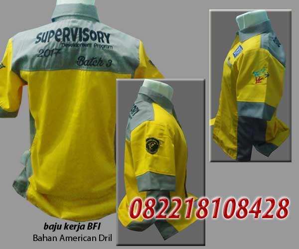 Baju Seragam Kerja Lapangan Labuha,  Halmahera Selatan