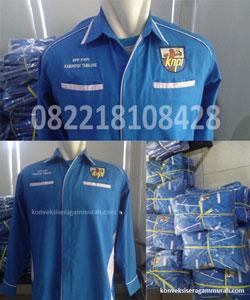 Baju Seragam Kerja Lapangan Bengkulu Selatan